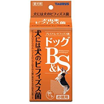 トーラス ドッグB&S 12包 パッケージ